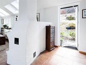 北歐風格一居室玄關裝修圖片