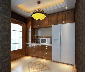 简约厨房装修效果图