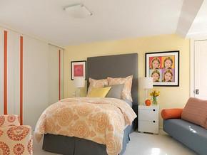 卧室背景墙装饰效果图
