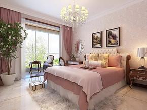 溫馨風格臥室裝修效果圖