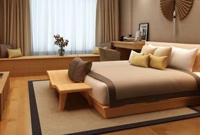 日式風格臥室裝修效果圖