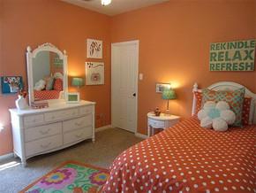好看的女生房间装修效果图