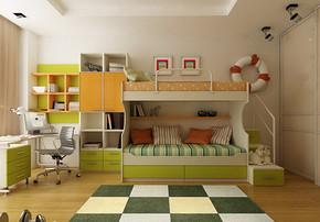 6平方米儿童房装修效果图