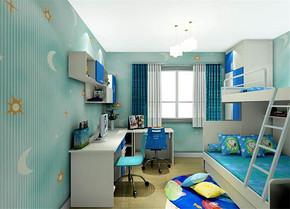 小户型儿童房室内装修效果图