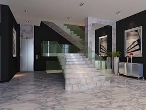 現代風格客廳最新流行家居裝修圖片