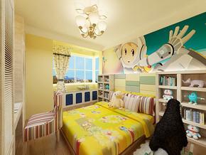 10平米儿童卧室装