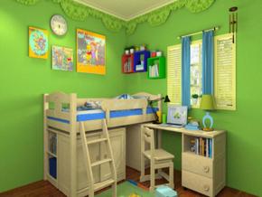 小戶型兒童房裝修效果圖