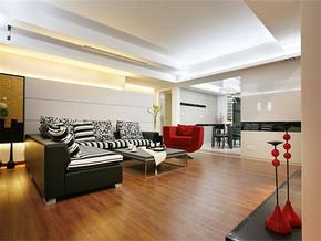 现代风格客厅最好的家装效果图