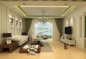 四居室室内装修效果图