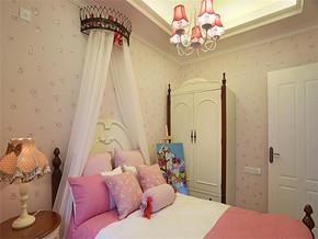 粉色浪漫韩式装修效果图