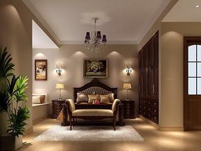 简约风格二居室新房装修效果图
