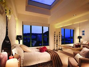 現代簡約風格臥室裝修圖片