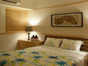 日式风格卧室装修设计效果图