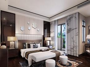 90平三室一厅装饰效果图