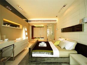 現代簡約風格臥室裝修效果圖