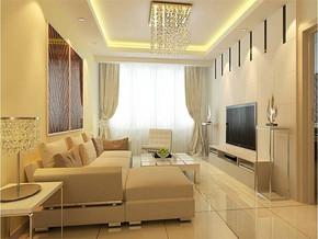 现代客厅效果图