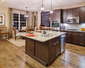 15平方米厨房装修效果图