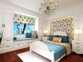 卧室装修效果图图