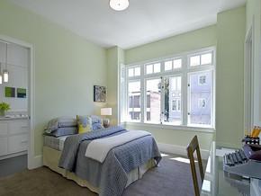 歐式臥室風格裝飾效果圖