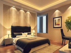 三室兩廳兩衛室內裝飾效果圖
