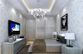 現代臥室家居裝修效果圖