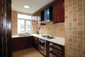 小厨房间装修效果图