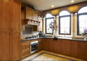 后现代风格厨房装修效果图