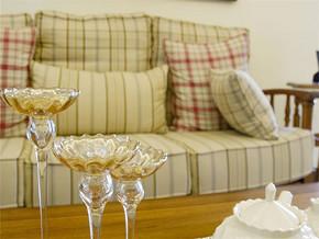 鄉村風格客廳茶幾裝修圖片