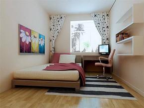 現代小臥室裝修效果圖