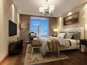臥室裝修簡約風格效果圖