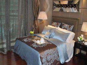 欧式复古卧室装修效果图