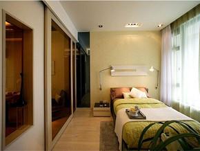 現代簡約風格15平米女生臥室裝修