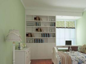 简约欧式风格卧室柜子图片