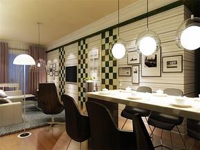 現代風格餐廳吊燈圖片