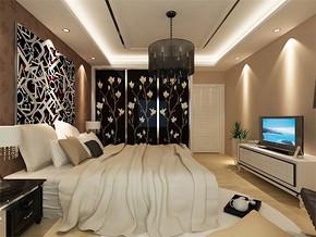 現代簡約15平臥室裝修效果圖