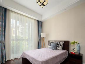 温馨简约卧室装修效果图