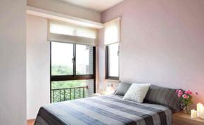 現代風格小臥室裝修效果圖