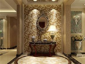 新古典風格四居室裝修效果圖