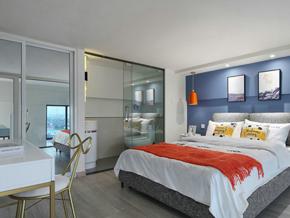 90平摩洛哥时尚loft公寓
