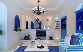 两室一厅地中海装修效果图