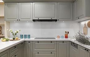 現代廚房豪華裝修高端櫥柜裝修效果圖