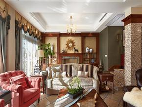 新古典欧式别墅装修效果图
