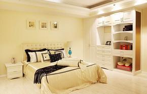 主人房卧室装修效果图