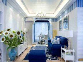 小戶型地中海風格客廳裝修效果圖