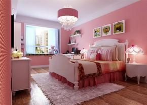 公主卧室装修效果图