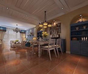 120平米房屋装修设计案例