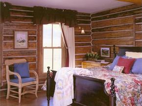簡歐風格臥室墻面裝修效果圖