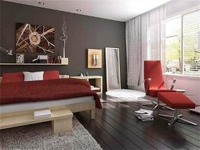 現代簡約風格130平米客廳裝修效果圖