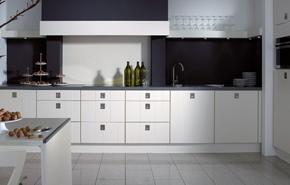 小戶型整體廚房裝修效果圖