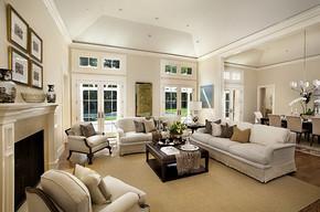 四室兩廳現代簡約裝修效果圖
